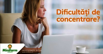 Dificultăți de concentrare? Iată ce poți face.