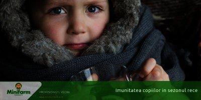 Imunitatea copiilor in sezonul rece