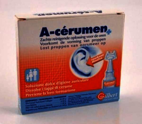 a cerumen solutie 2 ml x 10 doze gilbert i2279 rLZ7i - A-Cerumen solutie 2 ml x 10 doze - Gilbert