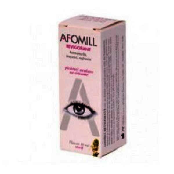 afomill lacrimi artificiale 10 ml fiole x 1 w59877 R5A49 - Afomill Lacrimi Artificiale 10 ml -fiole x 1