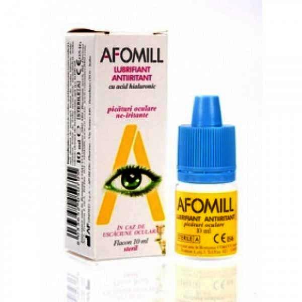 afomill lubrifiant ochi antiiritant x 10 ml i9076 7cClR - Afomill Lubrifiant Ochi Antiiritant x 10 ml