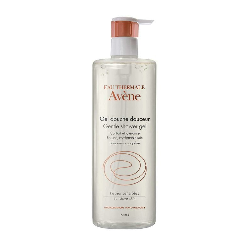 , Avene Gel Dus Piele Sensibila x 500 ml, Lab. Pierre Fabre - Cosmetique
