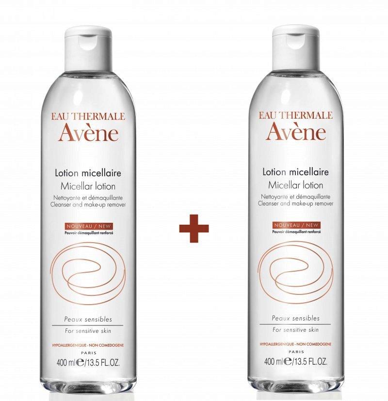 , Avene Lotiune Micelara Duopack x 400 ml, Lab. Pierre Fabre - Cosmetique
