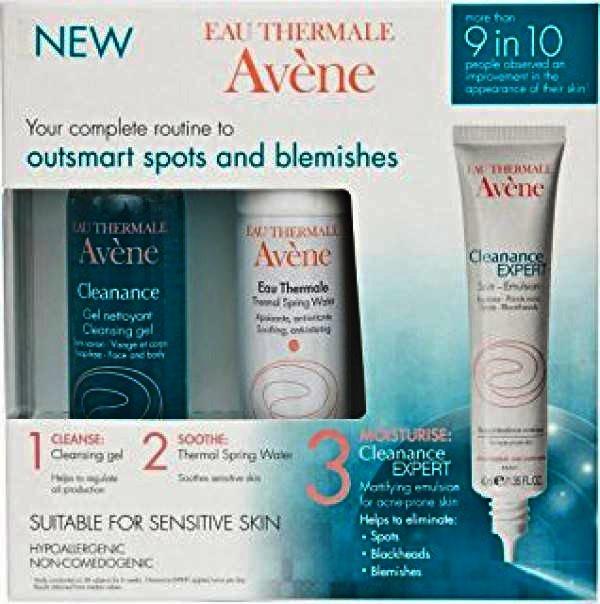 , Avene Cleanance Expert Emulsie x 40ml + Eta x 50ml + Cleanance Gel x 100ml, Lab. Pierre Fabre - Cosmetique