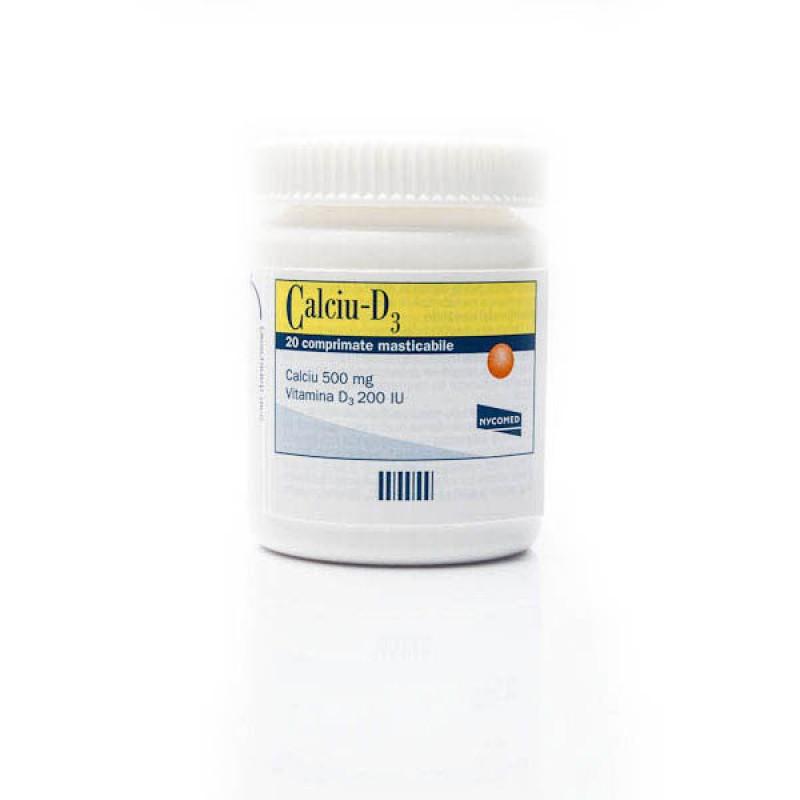 Calciu și vitamina D3 – care este rolul lor în dezvoltarea copiilor