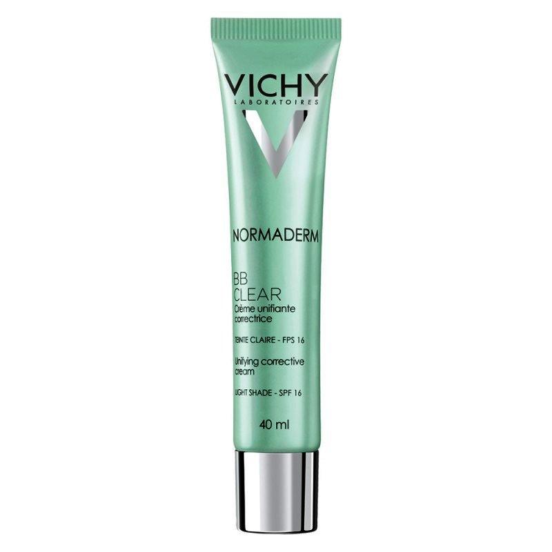 , Cremăcorectoare Vichy Normaderm BB ClearClairecu efect de uniformizare, 40ml, VICHY