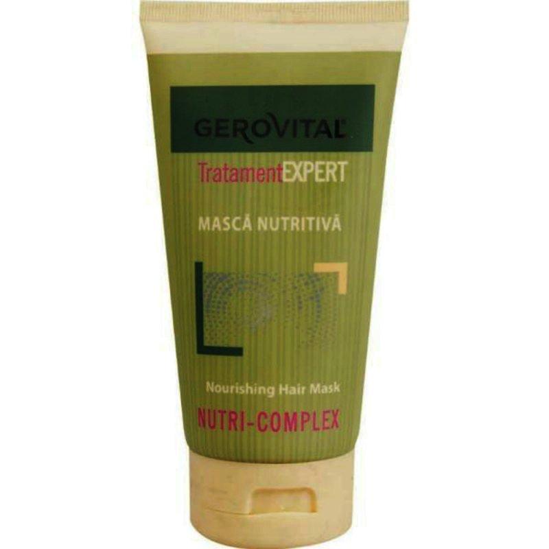 Gerovital Tratament Expert Masca Nutri-Complex x 150 ml