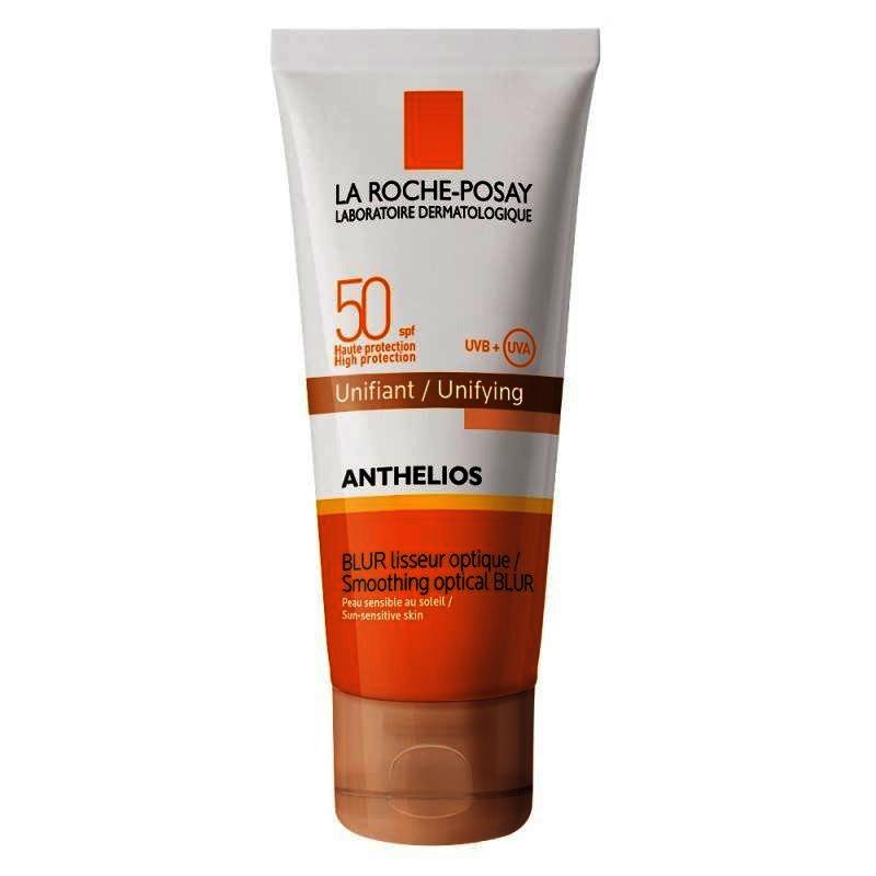 , Anthelios Crema Uniformizatoare Blur Sp F50 Nuanta Rose, LA ROCHE-POSAY