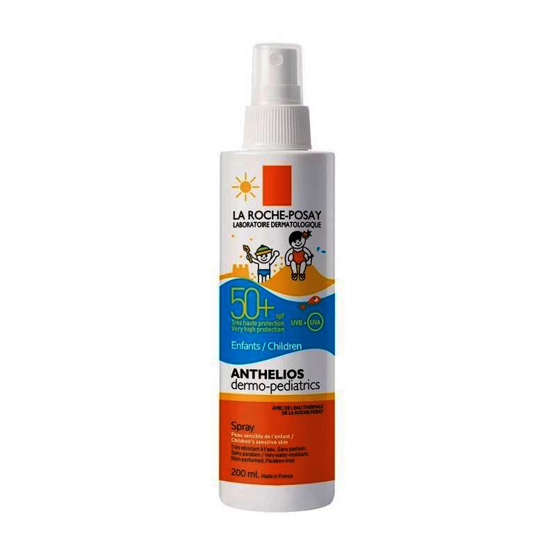 Anthelios Dermo-pediatrics Spray Copii Spf 50+