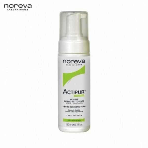 , Noreva Actipur Spuma de Curatare x 150 ml, NOREVA