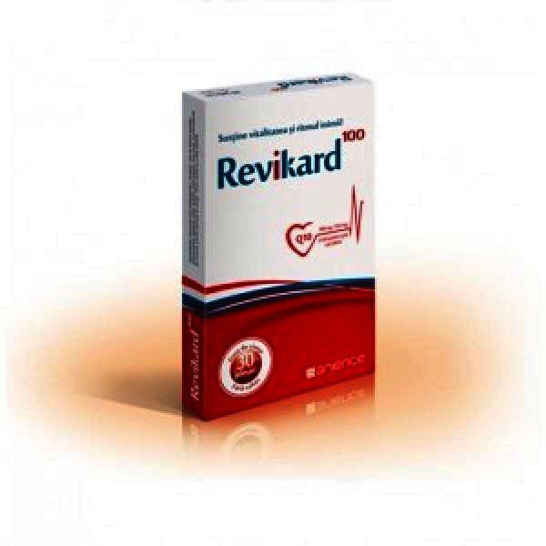 , Revikard 100 mg -jel x 30, Necunoscut#