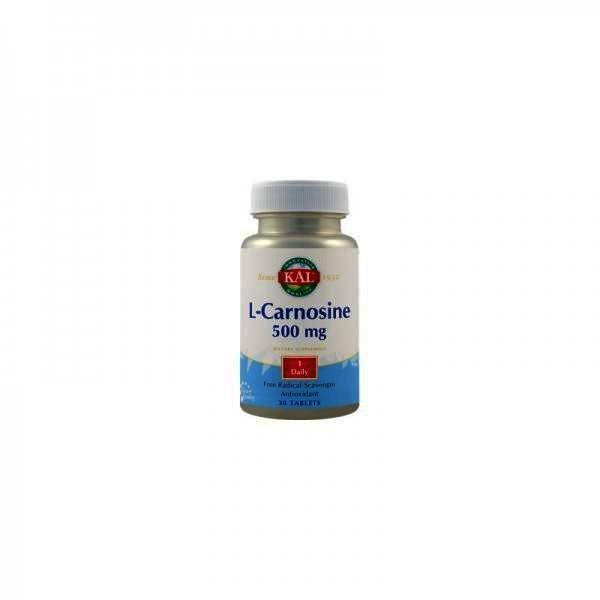, Secom L-Carnosine 500 mg -cps x 30, SECOM