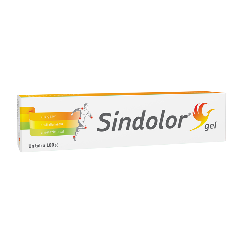 Prospect Sindolor gel 25g | Catena