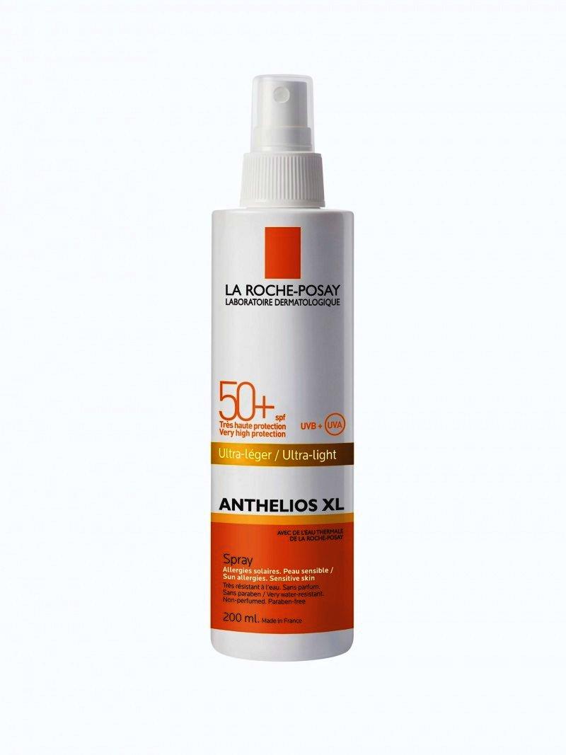 , Spray Pentru Corp La Roche-posay Anthelios Xl Spf 50+, 200ml, LA ROCHE-POSAY