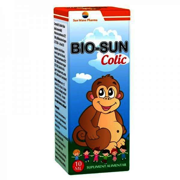 , Sun Wave Bio-Sun Colic x 5 ml, SUN WAVE PHARMA