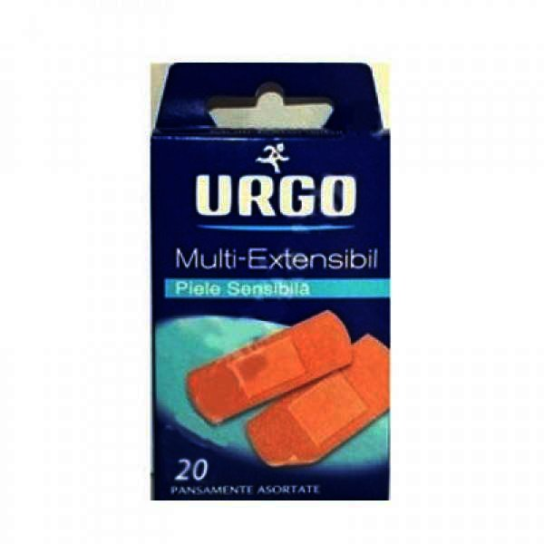 , Urgo Multiextensibil x 300Buc, LAB. URGO SA