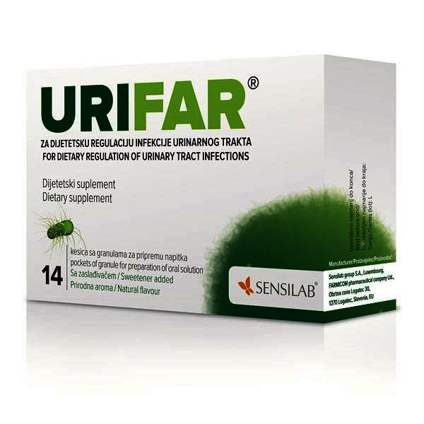 , Urifar -plc x 14 - Sensilab, SENSILAB