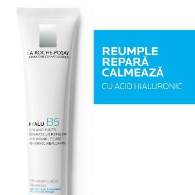 La Roche Posay Hyalub5 Crema Hidrantata Cu Efect De Reumplere 40ml