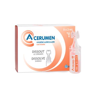 A-Cerumen solutie 2 ml x 10 doze - Sodimed