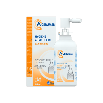 A-Cerumen Spray x 40 ml - Gilbert