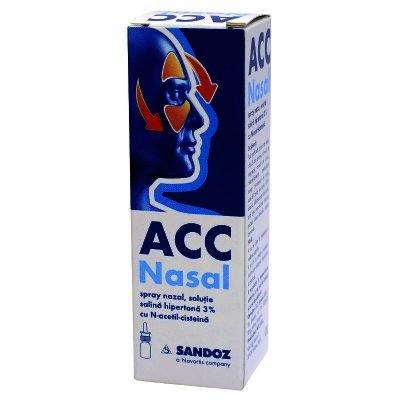 Acc Duo Nazal Spray 3% x 20ml