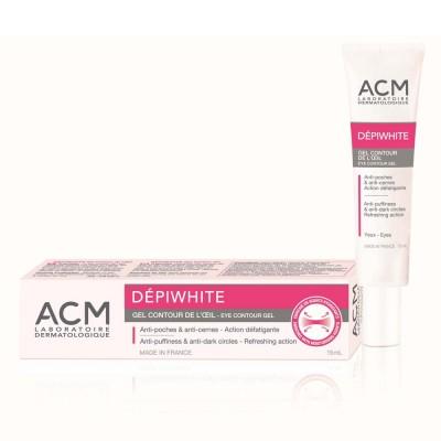 ACM Depiwhite Gel Contur Ochi (Antipungi&Anticearcan)