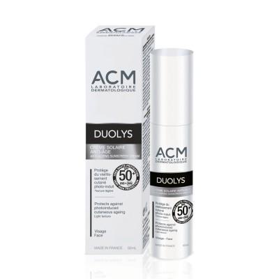 ACM Duolys Crema Antiageng Protectie Solara x 50 ml