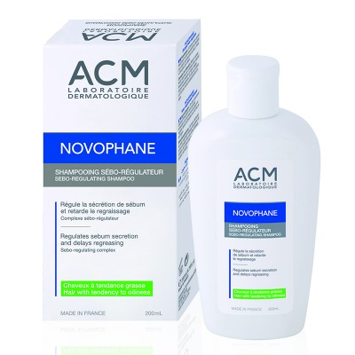 ACM Novophane Sampon Seboreglator x 200 ml