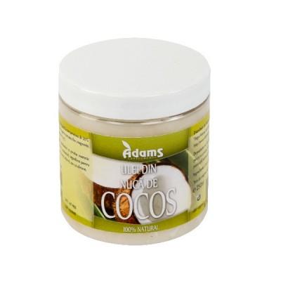 Adams Ulei de Cocos x 250 ml