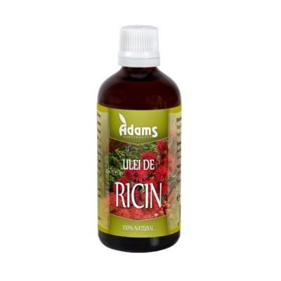 Adams Ulei de Ricin x 100 ml