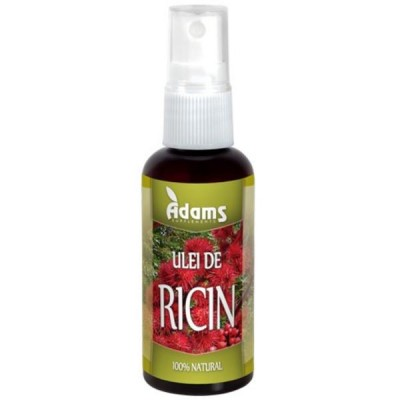 Adams Ulei de Ricin x 50 ml