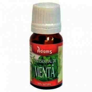 Adams Ulei Esential Menta x 10 ml
