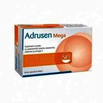 Adrusen -cps x 30 - SIFI