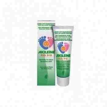 Akileine Crema Antiperspiranta Picioare Copii x 50 ml