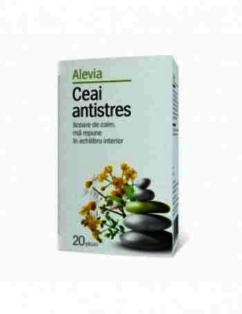 Alevia Ceai Antistres x 20 plc.