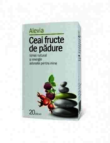 Alevia Ceai Fructe de Padure -plc x 20