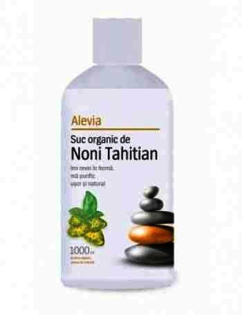 Alevia Suc Organic Noni Tahitian x 946ml