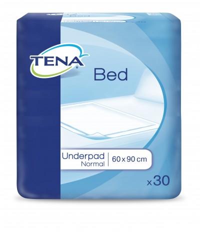 Aleze / Protecții pentru pat TENA Bed Normal, dimensiune 60x90, 30 buc.