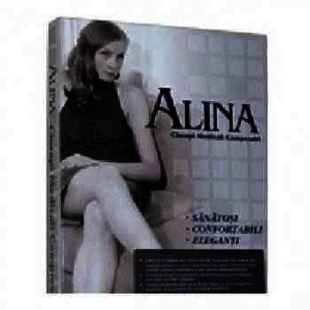 Alina Ciorapi Compresivi M Negru