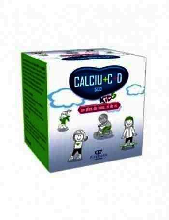 Alinan Calciu Baby -sirop x 150 ml - Fiterman