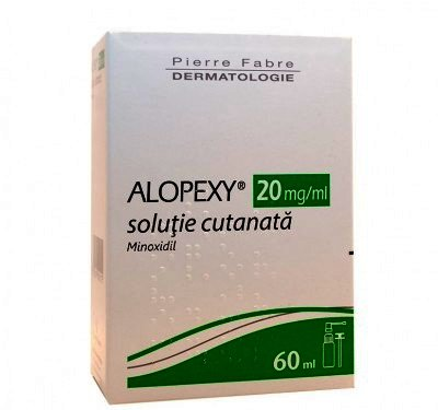 Alopexy 2% -sol.cut x 60 ml