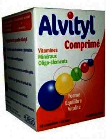 Alvityl A cpr.mast. x 40