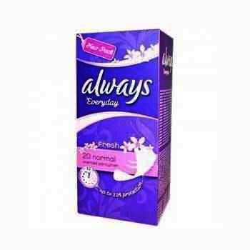 Always Tampoane Pantyliners Normal x 20