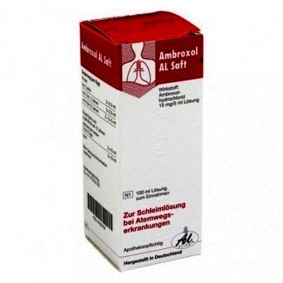 Ambroxol AL 0.75%-picaturi x 50ml-Aliud