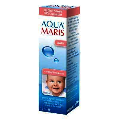 Aqua Maris Baby dropper 15 ml