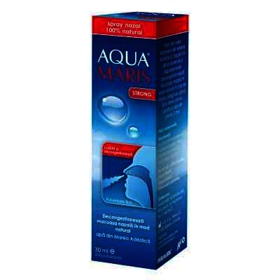 Aqua Maris strong nasal spray 30 ml