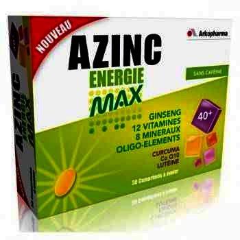 Arko Azinc Energy Max -cpr. x 30