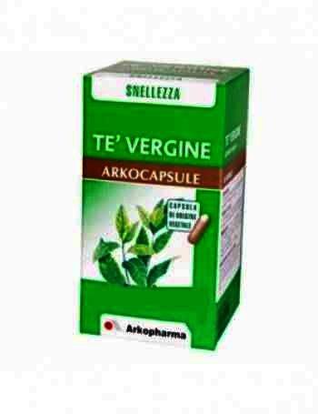 Arko Ceai verde x 45