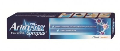 Artroflex Compus Crema x 50 ml - Terapia