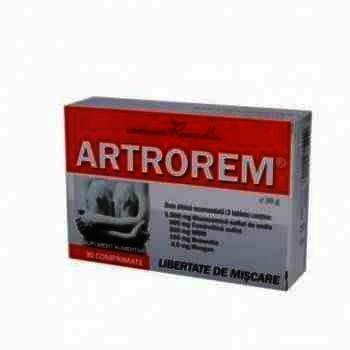 Artrorem x 30 - Remedia